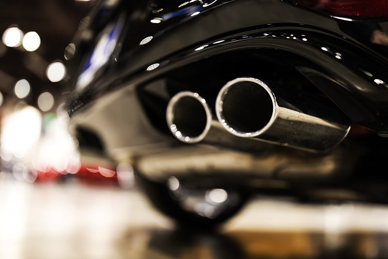 Car exhaust repairs and replacements