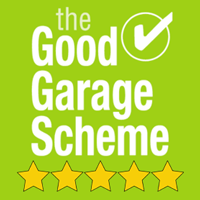 The Good Garage Scheme 5 Star Garage
