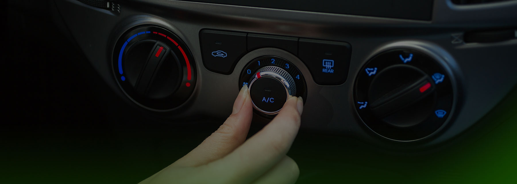 Car air conditioning repairs & servicing
